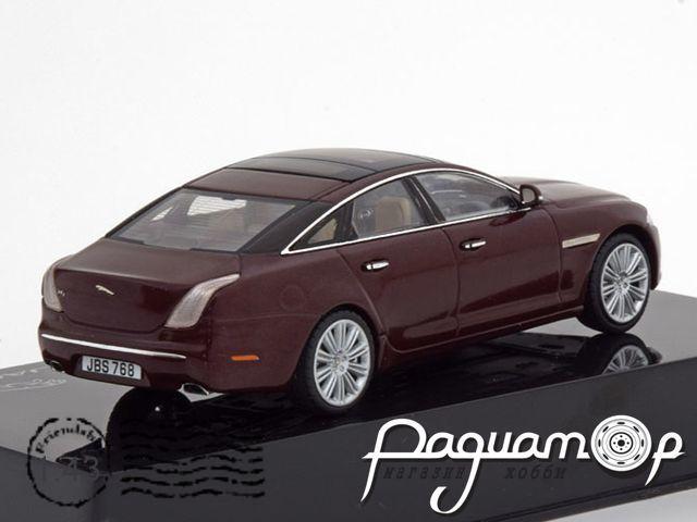 Jaguar XJ Limousine (2009) 81323
