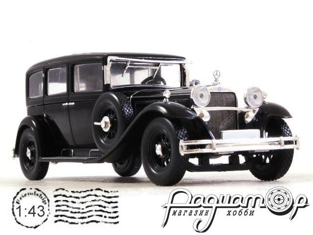 Mercedes-Benz Typ Nurburg 460 (W08) (1929) WB296
