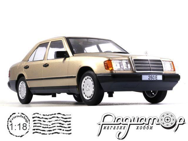 Mercedes-Benz 300 E (W124) (1984) MCG18098