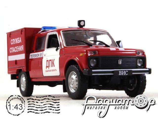 Автолегенды СССР и Соцстран №253, ВИС-29461 Служба спасения (1991)