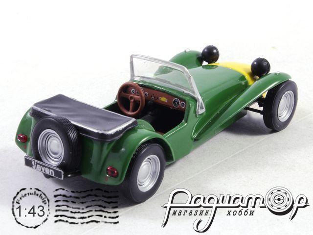 Суперкары №36, Lotus Seven (1969)