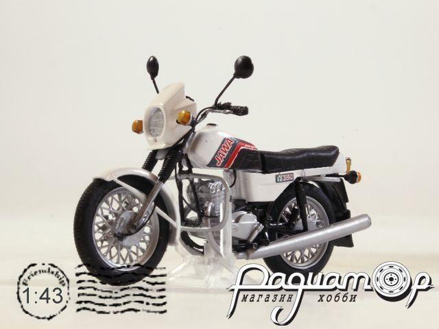 Мотоцикл Jawa-350-639 (1991) Jawa3