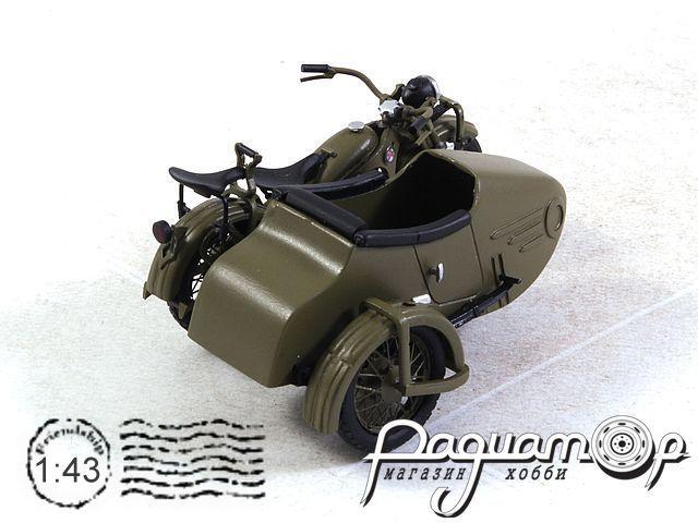ПМЗ-А-750 с коляской (1934) 190201