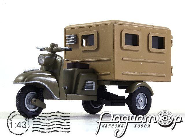 Тула Т-200Ф будка (1960) 190204