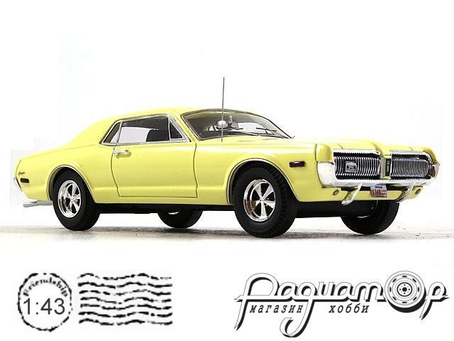 Ford Mercury Coguar Coupe (1968) GPF426