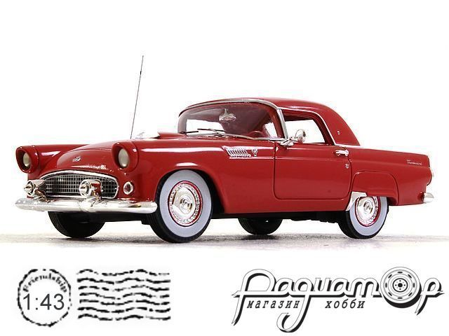 Ford Thunderbird Coupe (1955) GPF429