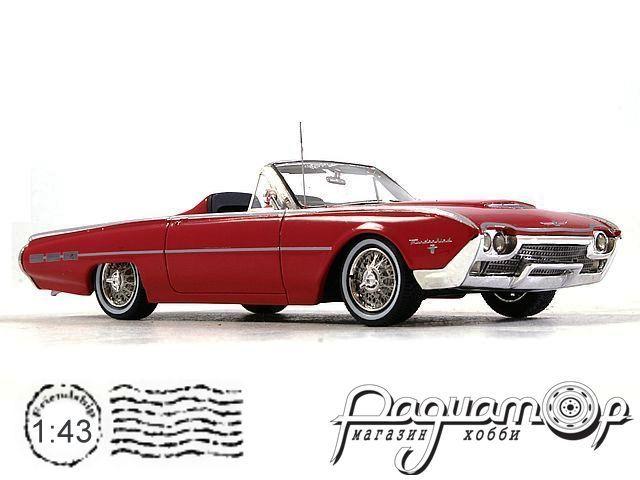 Ford Thunderbird Sport Roadster (1962) GPF520