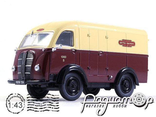 Austin K8 Threeway 3 Way Van British Rail Railways (1947) AK016