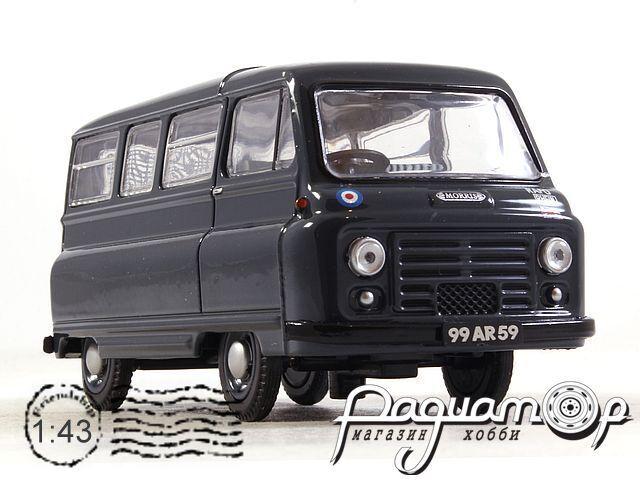 Morris J2 Minibus (1956) JM020 (PD)
