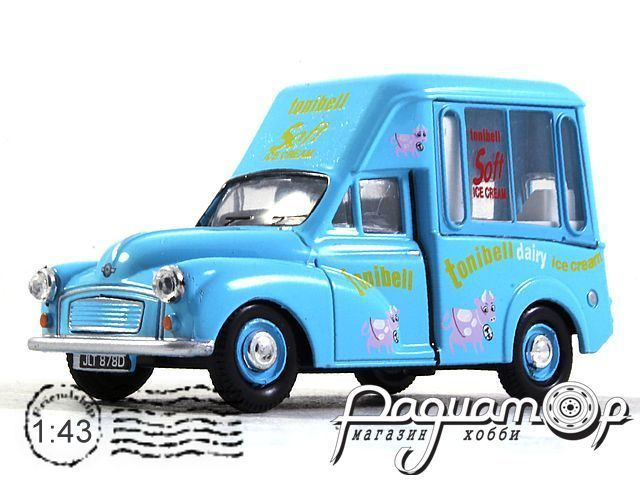 Morris Minor Tonibell Dairy Ice Cream Gelataio (1970) MM044