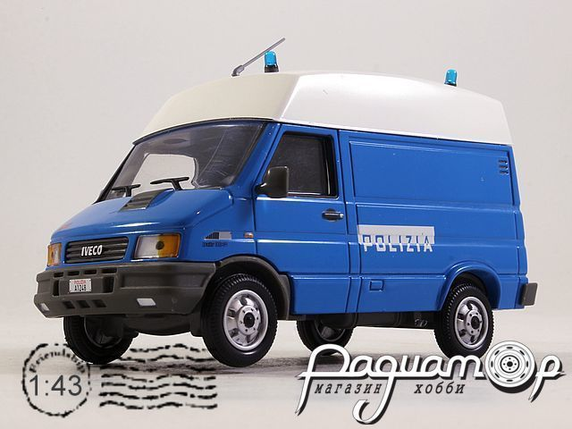 Iveco Turbo Daily Polizia (1990) LC042