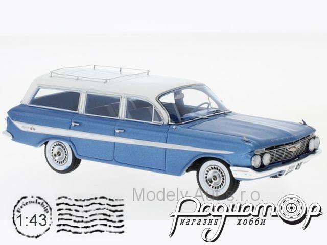 Chevrolet Nomad Station Wagon (1961) 46966