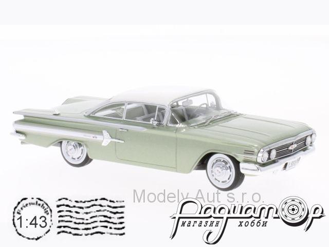 Chevrolet Impala Sport Coupe (1960) 46919