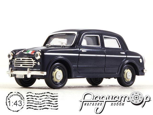 Fiat 1100-103 Carabinieri (1954) C012