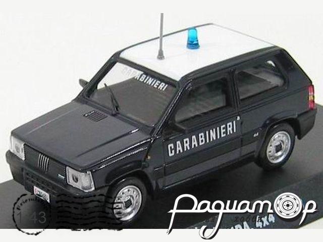Fiat Panda 4x4 Carabinieri (1988) C037