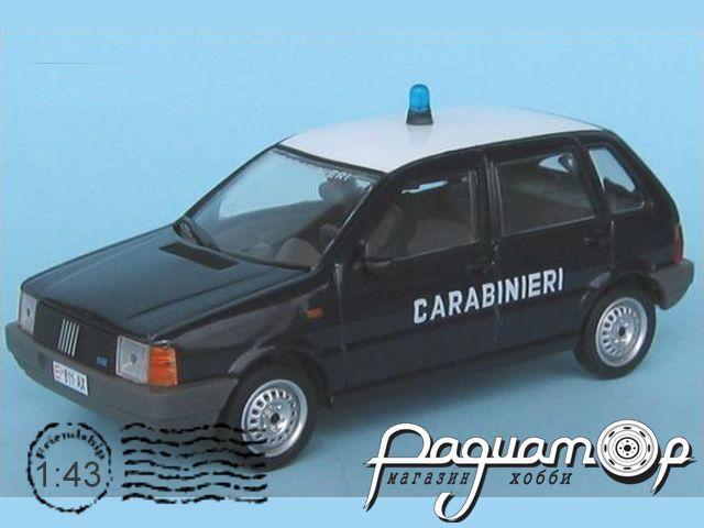 Fiat Uno 65 Carabinieri (1985) C041