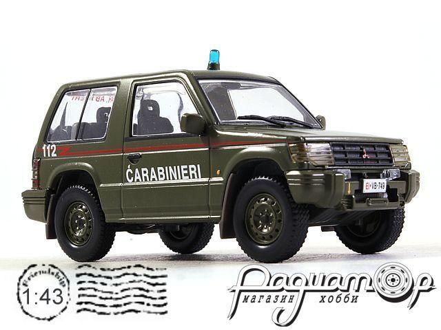 Mitsubishi Pajero 4X4 Carabinieri (1998) C043