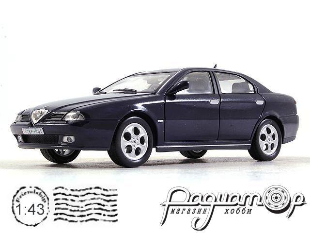 Alfa Romeo 166 2.0 Twin Spark Carabinieri (2000) C047