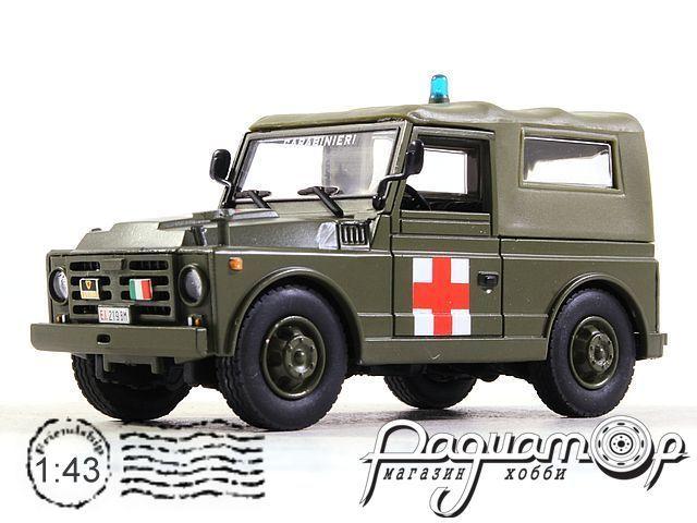 Fiat Nuova Campagnola Carabinieri Ambulanza (1977) C053