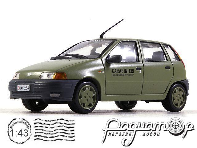 Fiat Punto Carabinieri Brigata Paracadutisti Folgore (1997) C056