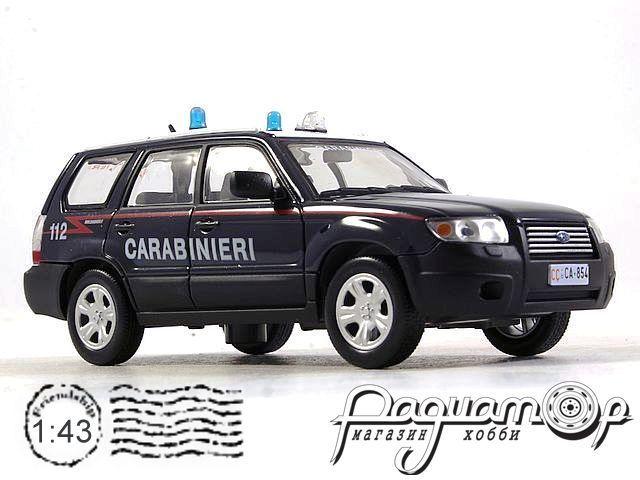 Subaru Forester Carabinieri (2007) C070
