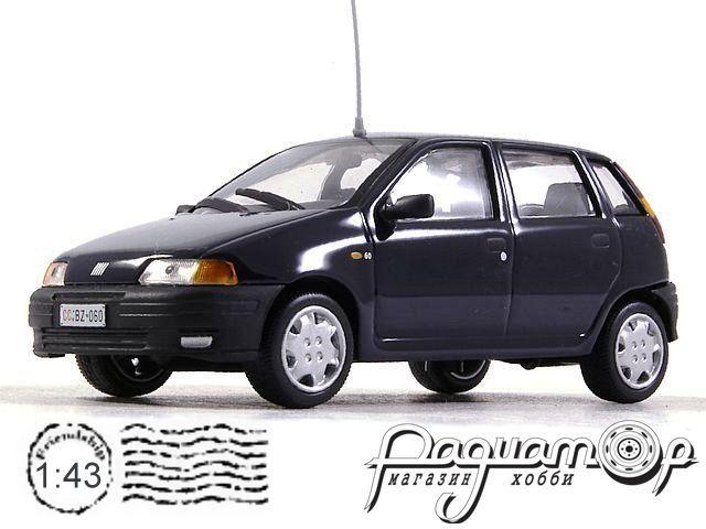 Fiat Punto 60S Carabinieri (1995) C072