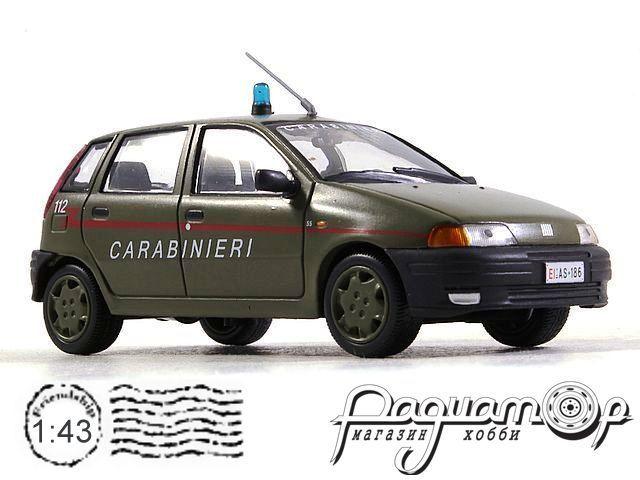 Fiat Punto 55S Carabinieri (1995) C083
