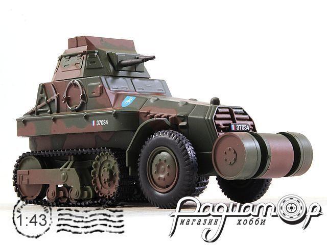 Panhard Kegresse P16 (1940) BL24