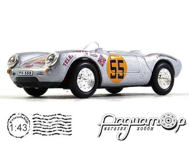 Porsche 550A Spyder №55, Carrera Panamericana, Hans Herrmann (1954) 10170