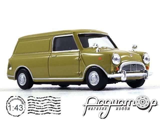 Mini Panel Van (1960) 25105-2