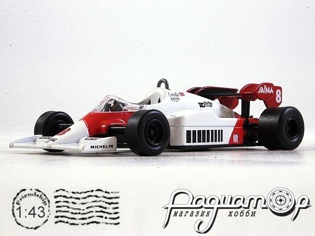 McLaren MP4/2 №8, Niki Lauda (1984) R08