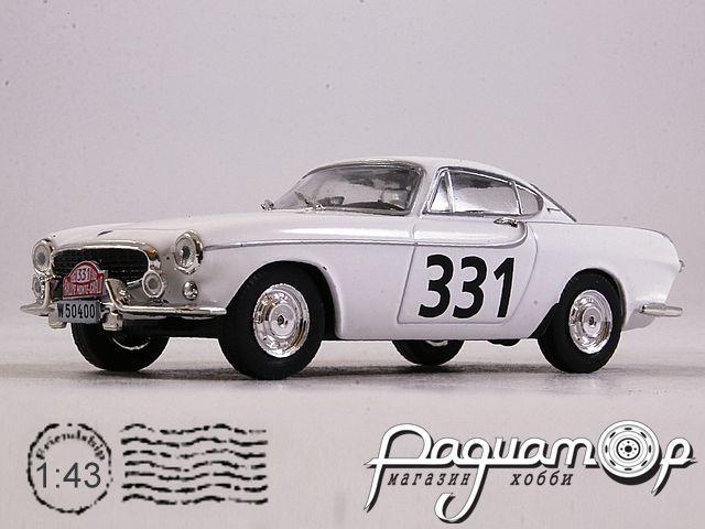 Volvo P1800 №331 Rally Monte Carlo, R.Backlund/N.Falk (1962) 3575024