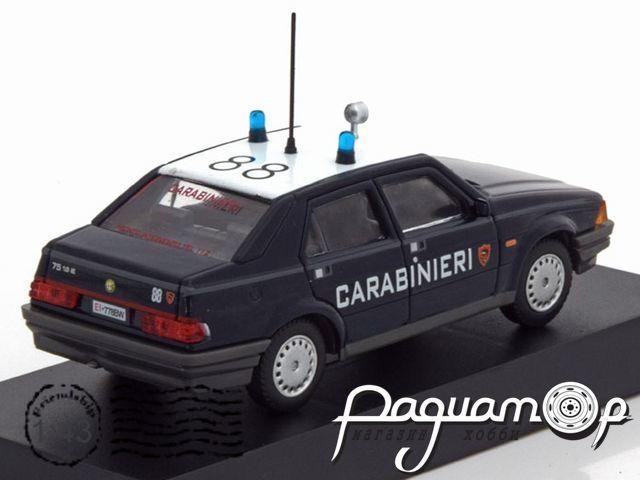Alfa Romeo 75 1.8 IE Carabinieri (1988) RA022 (D)