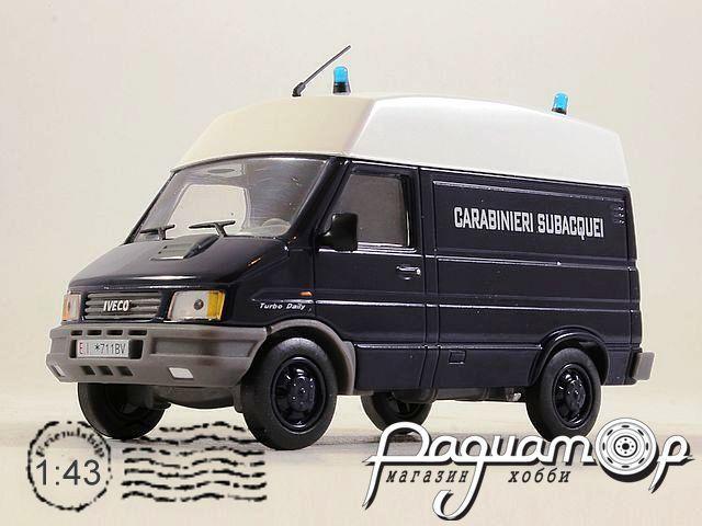 Iveco Turbo Daily Carabinieri Subacquei (1992) RA021