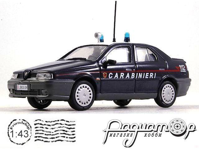 Alfa Romeo 155 1.8 Twin Spark Carabinieri (1992) RA016