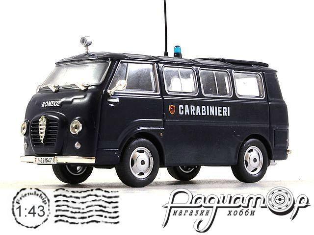Alfa Romeo Romeo 2 Carabinieri (1966) RA014