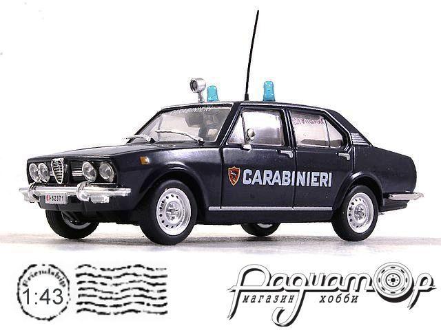 Alfa Romeo Alfetta Carabinieri (1972) RA010
