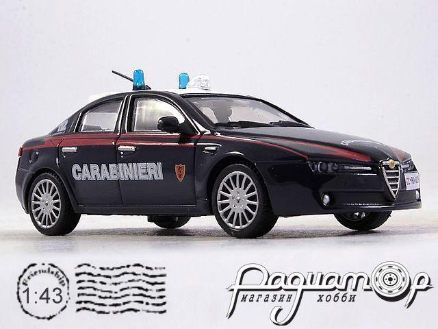 Alfa Romeo 159 Bicentenario Carabinieri (2006) RA001