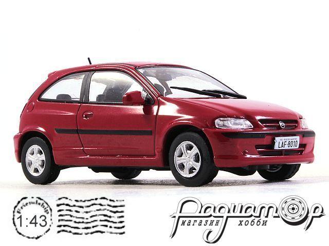 Chevrolet Celta 1.0 (2000) 81070