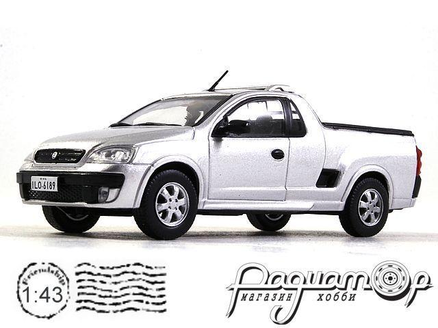 Chevrolet Montana Pick Up (2003) 81069