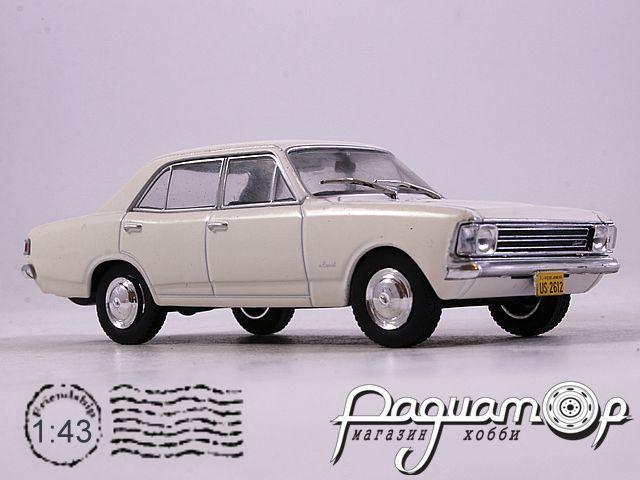 Chevrolet Opala 2500 (1970) 77227