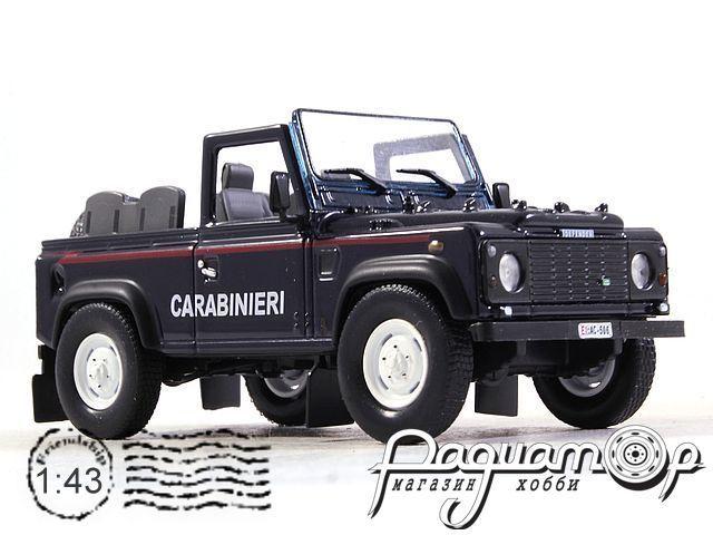 Land Rover Defender 90 Carabinieri (1998) RA031