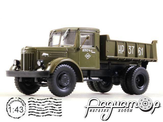 МАЗ-205 (1947) TR1028 (ZU)