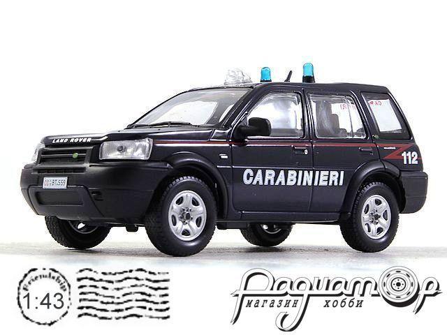Land Rover Freelander Carabinieri (2003) RA037