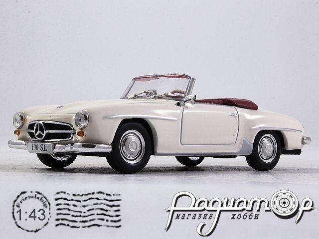 Mercedes-Benz 190 SL Spider (W121) (1955) LL005