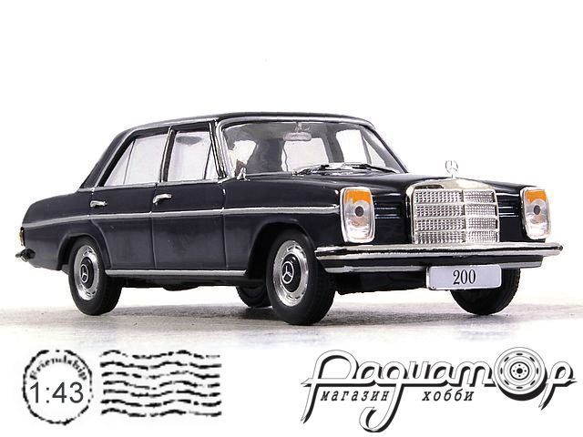 Mercedes-Benz 200 Stroke Eight (W115) (1968) LL008