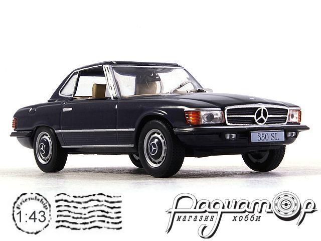 Mercedes-Benz 350 SL (R107) (1971) LL010