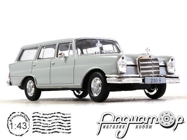 Mercedes-Benz 230S Universal (W111) (1967) LL012