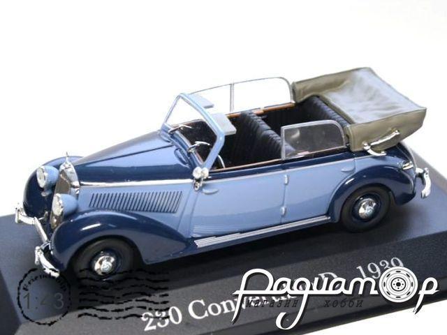 Mercedes-Benz 230 Convertible D (W153) (1939) LL015
