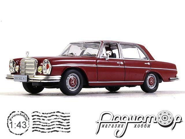 Mercedes-Benz 300 SEL 6.3 (W109) (1968) LL024